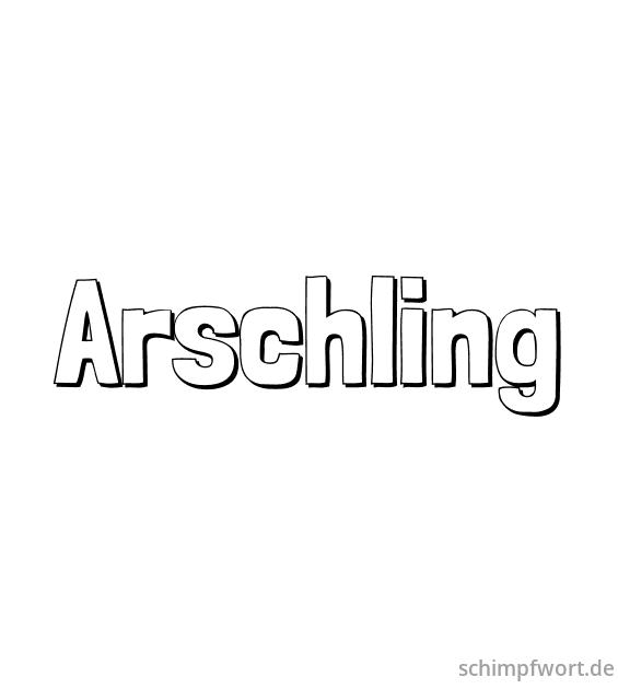 Arschling